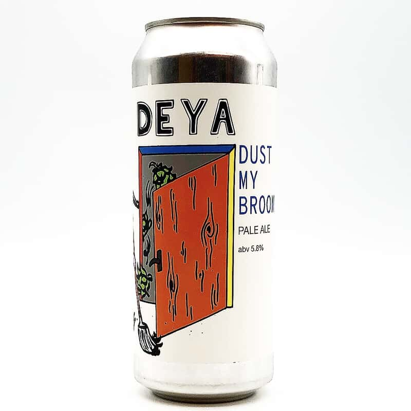 DEYA Dust My Broom 5.8% (500ml)