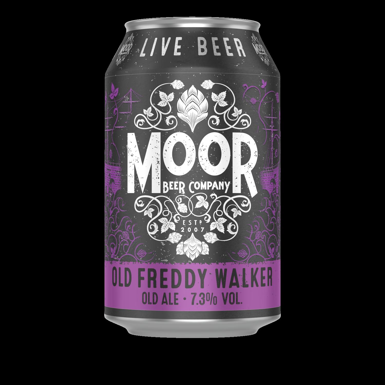 Moor Old Freddy Walker 7.3% (330ml)
