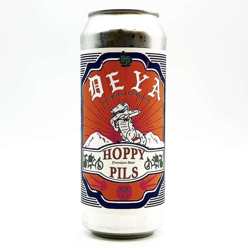 DEYA Hoppy Pils 4.0% (500ml)