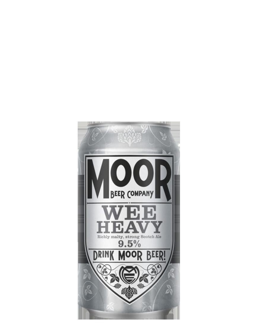 Moor Wee Heavy 9.5% (330ml)