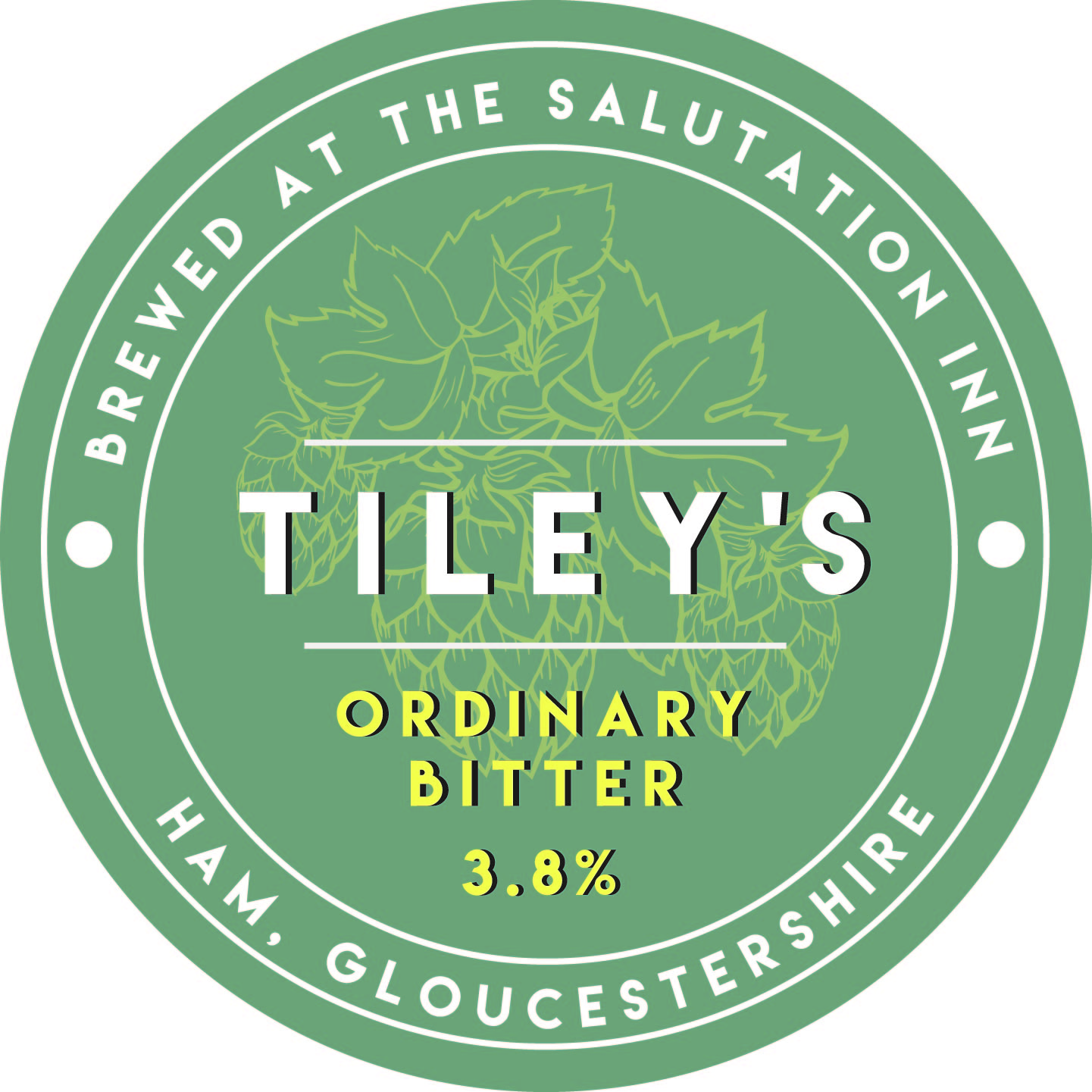 Tiley's Ordinary Bitter 3.8% Bag in Box