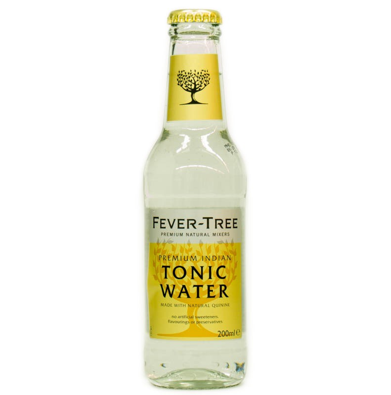 Fever Tree 200ml x 24