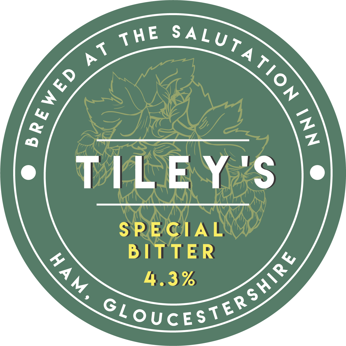 Tiley's Brewery Special Bitter 4.3% Bag-in-Box