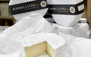 Barncliffe Brie (c.200g)