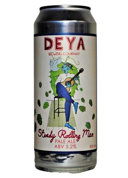 DEYA Steady Rollin' Man 5.2% (500ml)