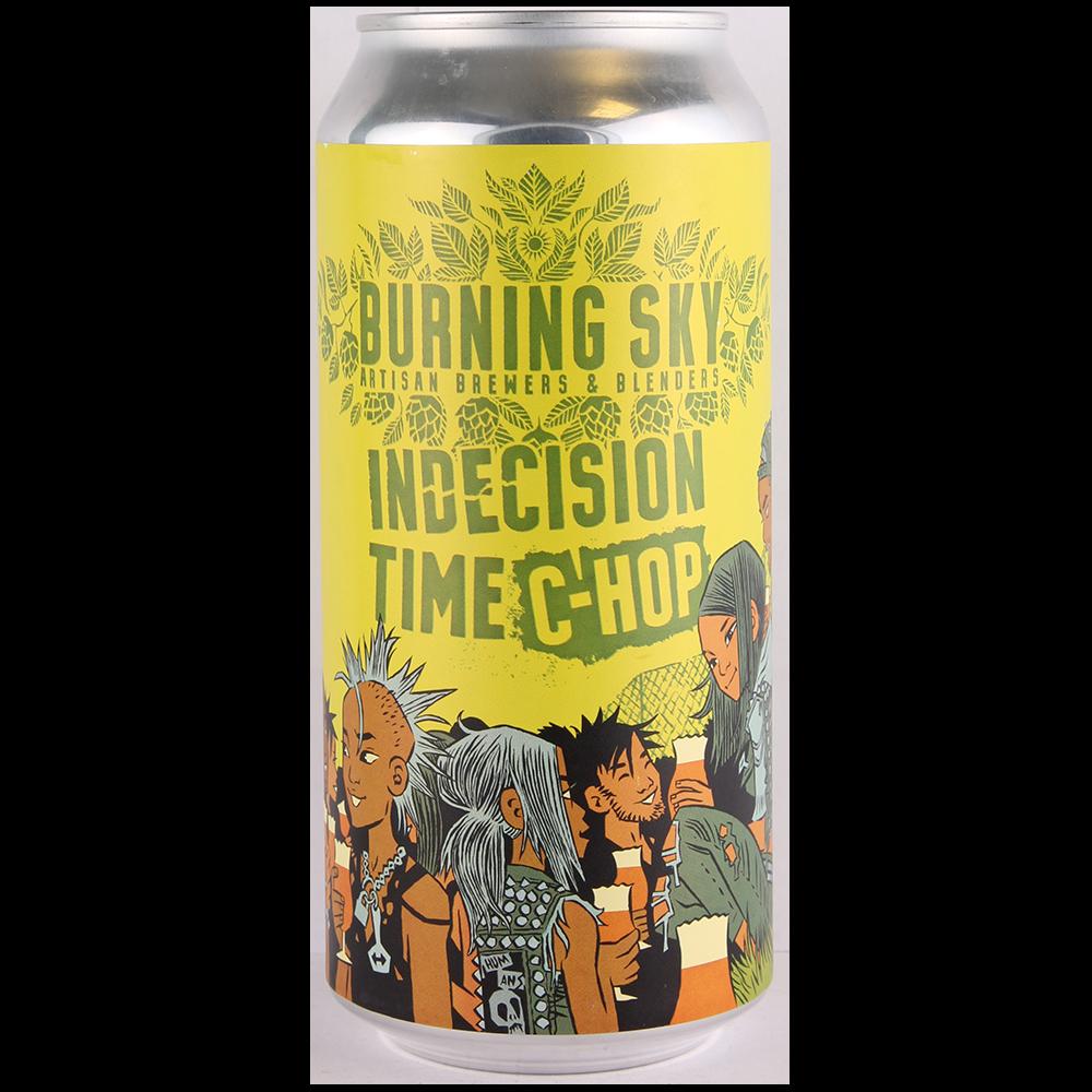 Burning Sky Indecision Time (C-Hop) 5.6% (440ml)