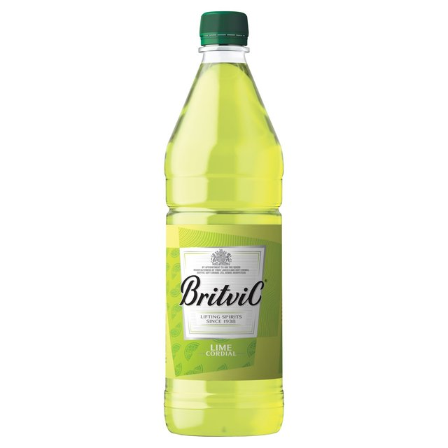 Britvic Lime Cordial (1 Litre)