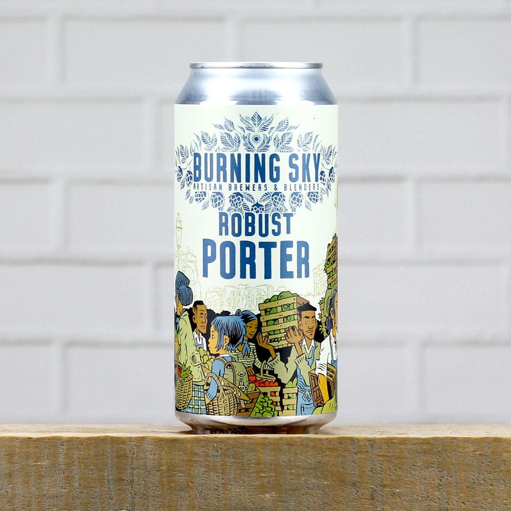 Burning Sky Robust Porter 5.8% (440ml)