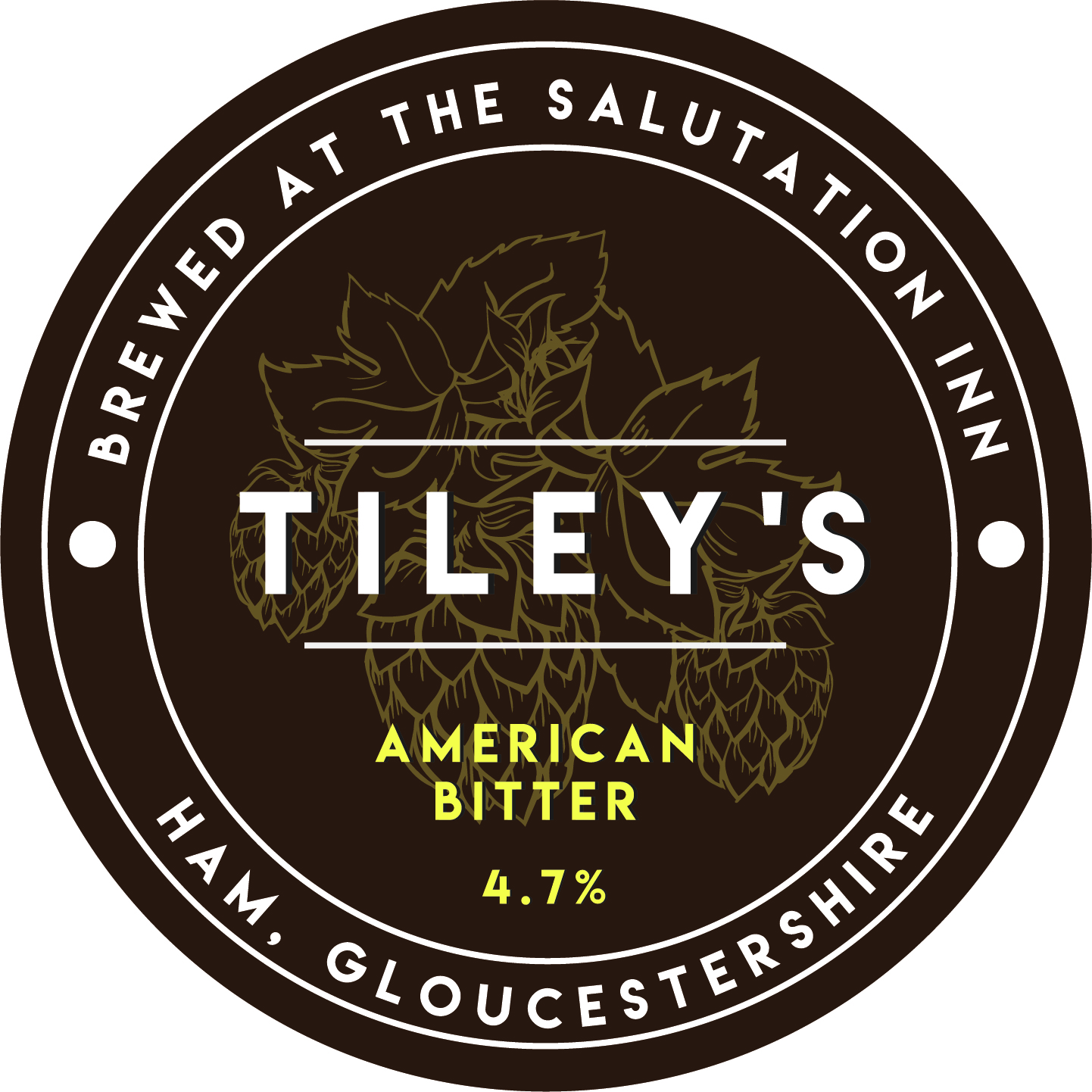 Tiley's Brewery American Bitter 4.7% Bag-in-Box