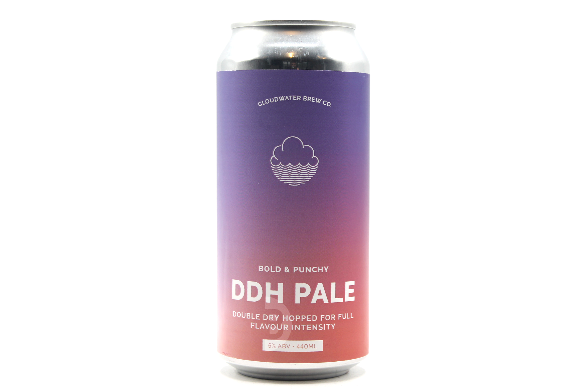 Cloudwater DDH Pale 5% (440ml)