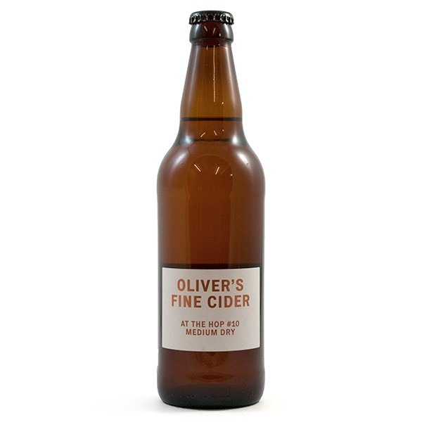 Oliver's At the Hop #12 5.5% (500ml)