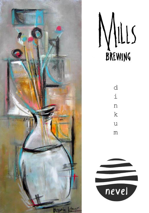 Mills Brewing Dinkum 5.5% (750ml) - LIMITED TO ONE BOTTLE PER PERSON