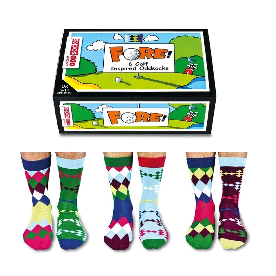 Fore Socks Gift Set