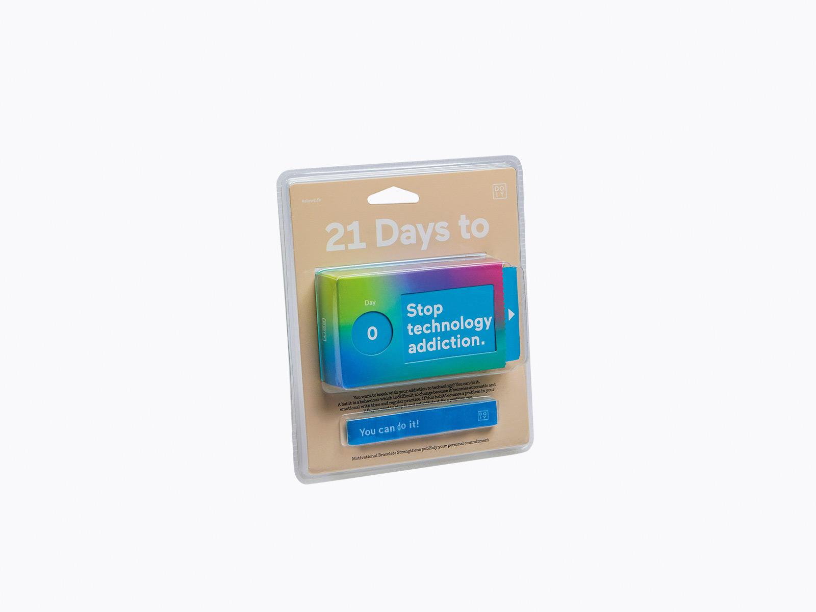 "DOIY ""21/30 Tage Challenge"""