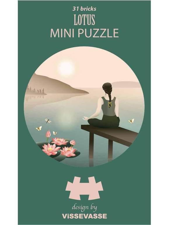 VisseVasse Minipuzzle