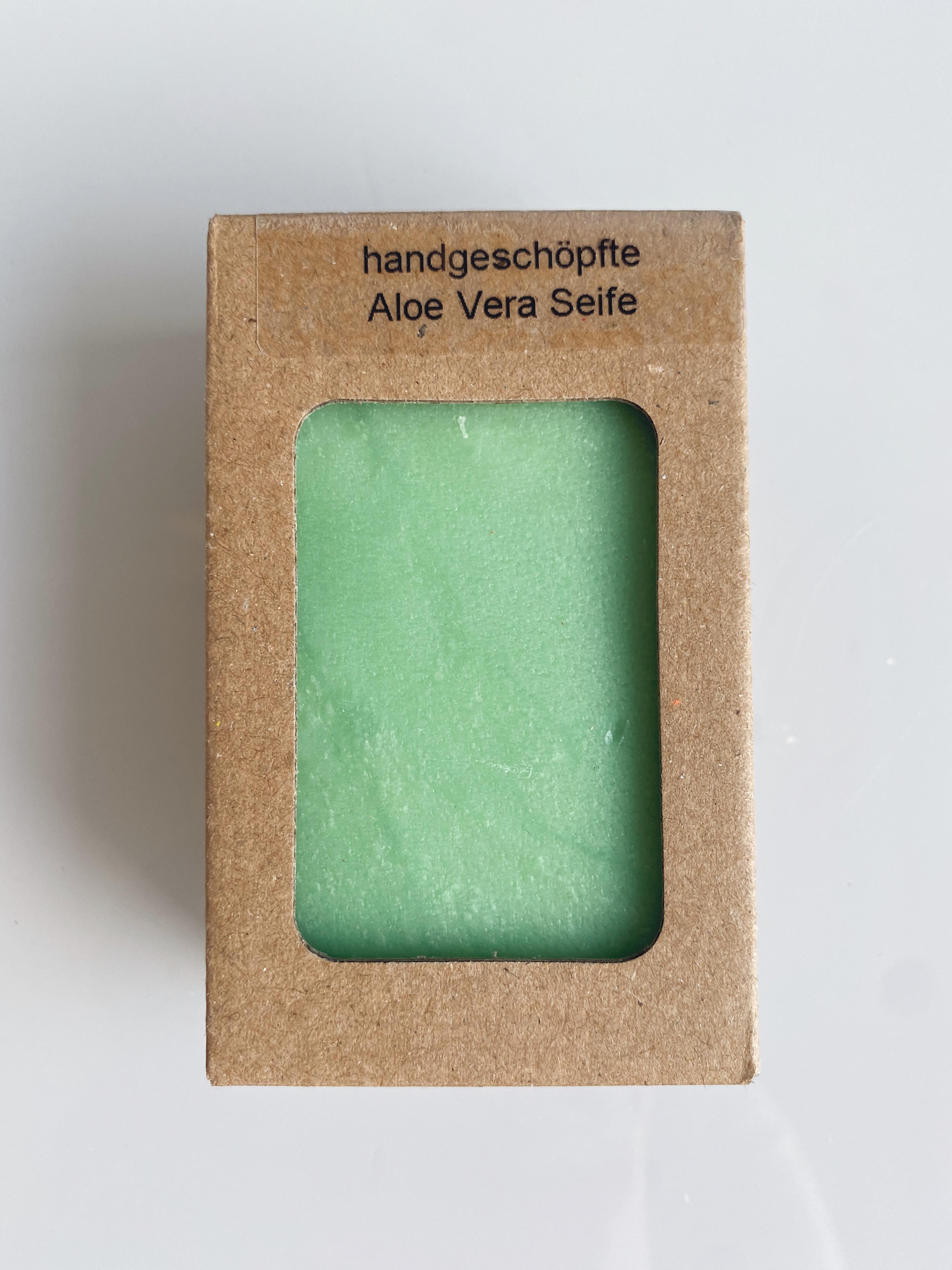 Walde Aloe Vera Seife