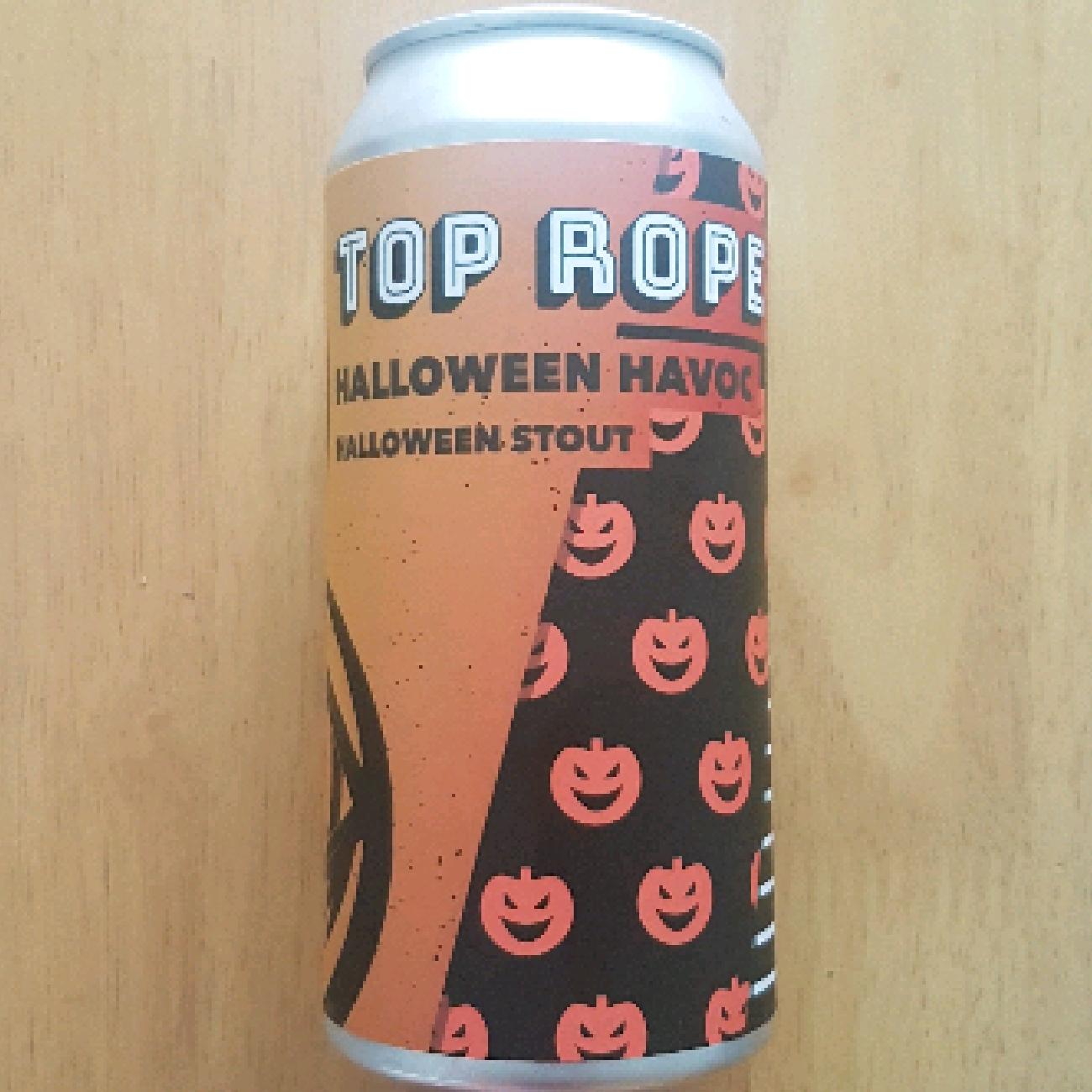 Top Rope Halloween Havoc