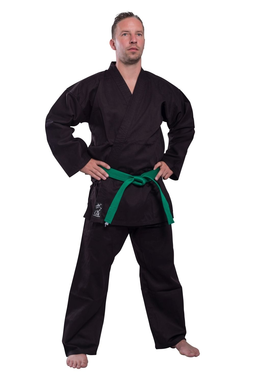 Budo Gi / Anzug - schwarz