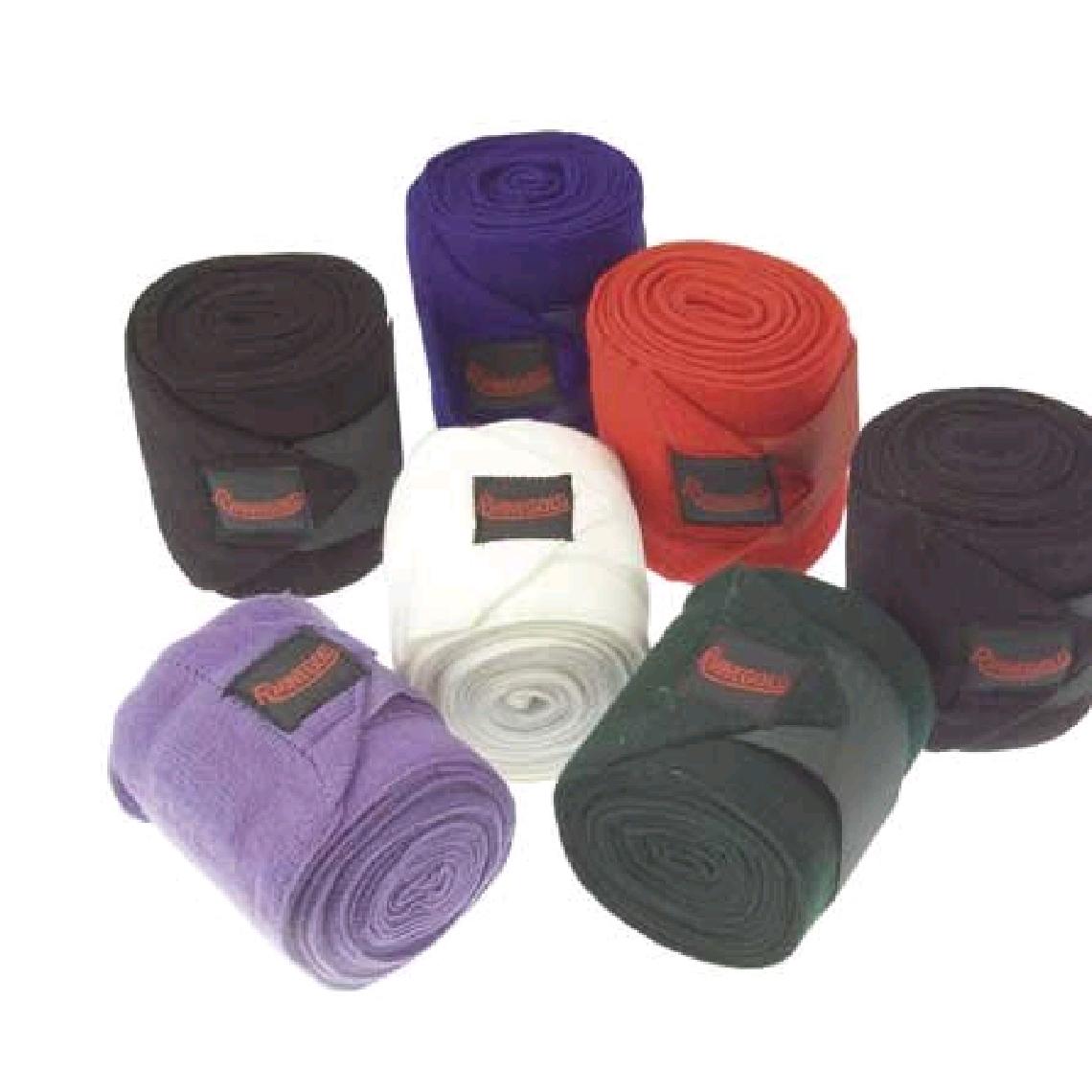 Rhinegold Bandages (Pack Of 4)