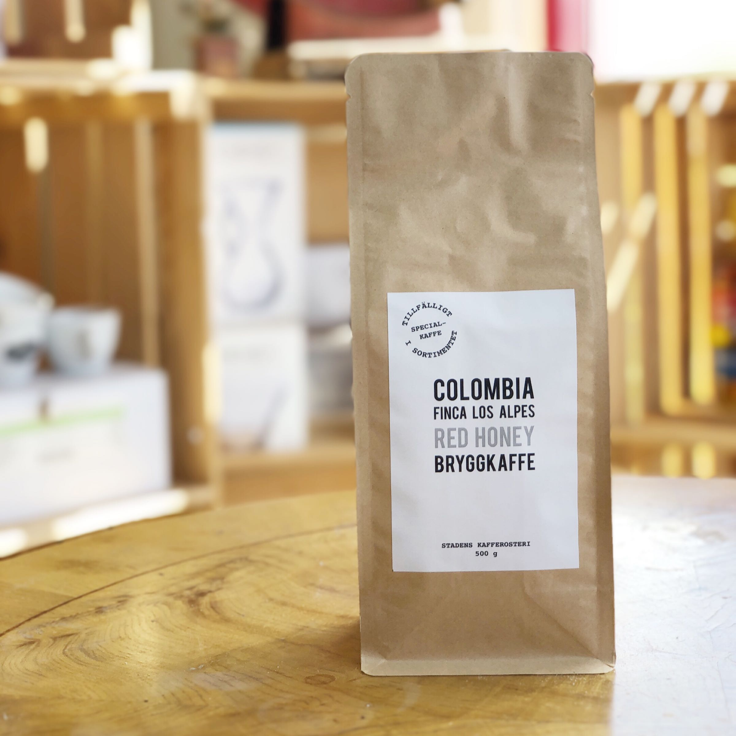 Colombia Red Honey 500 g