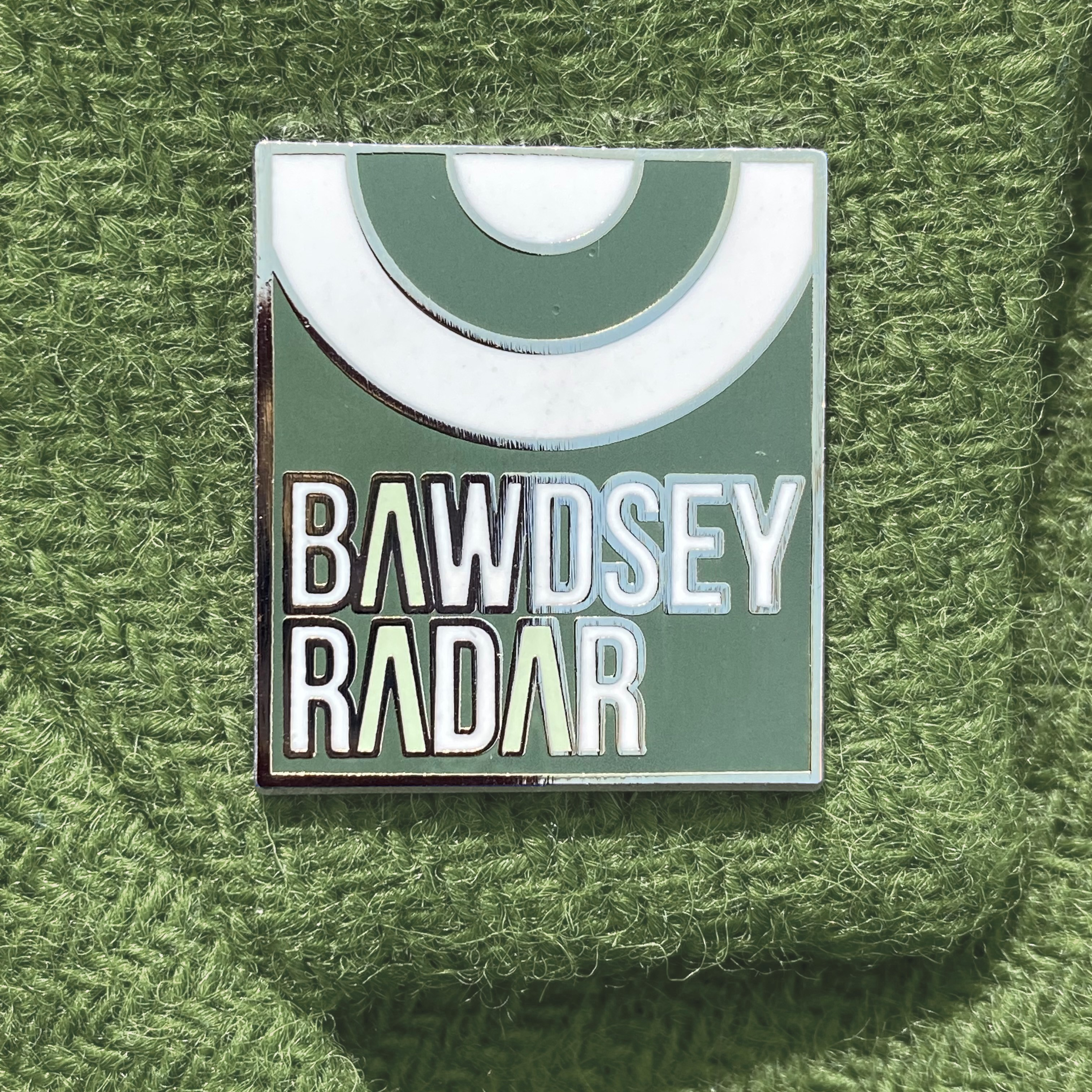 Lapel Badge set of 4