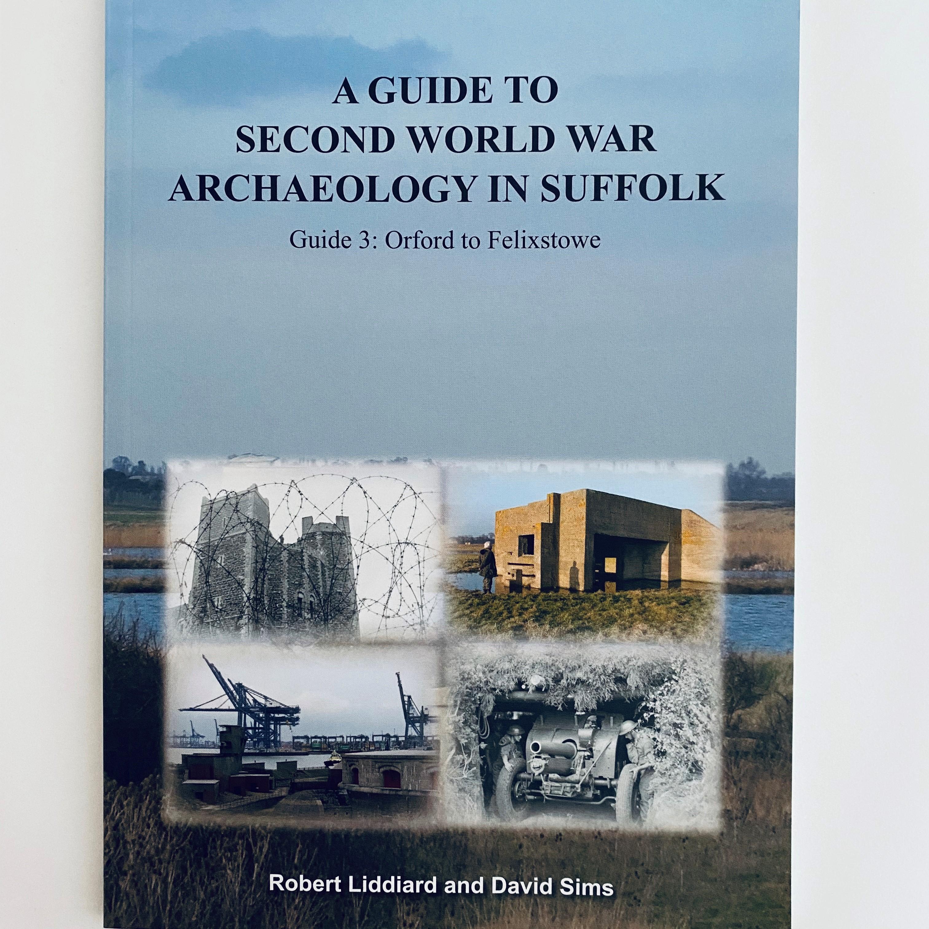 Archaeology- Orford to Felixstowe