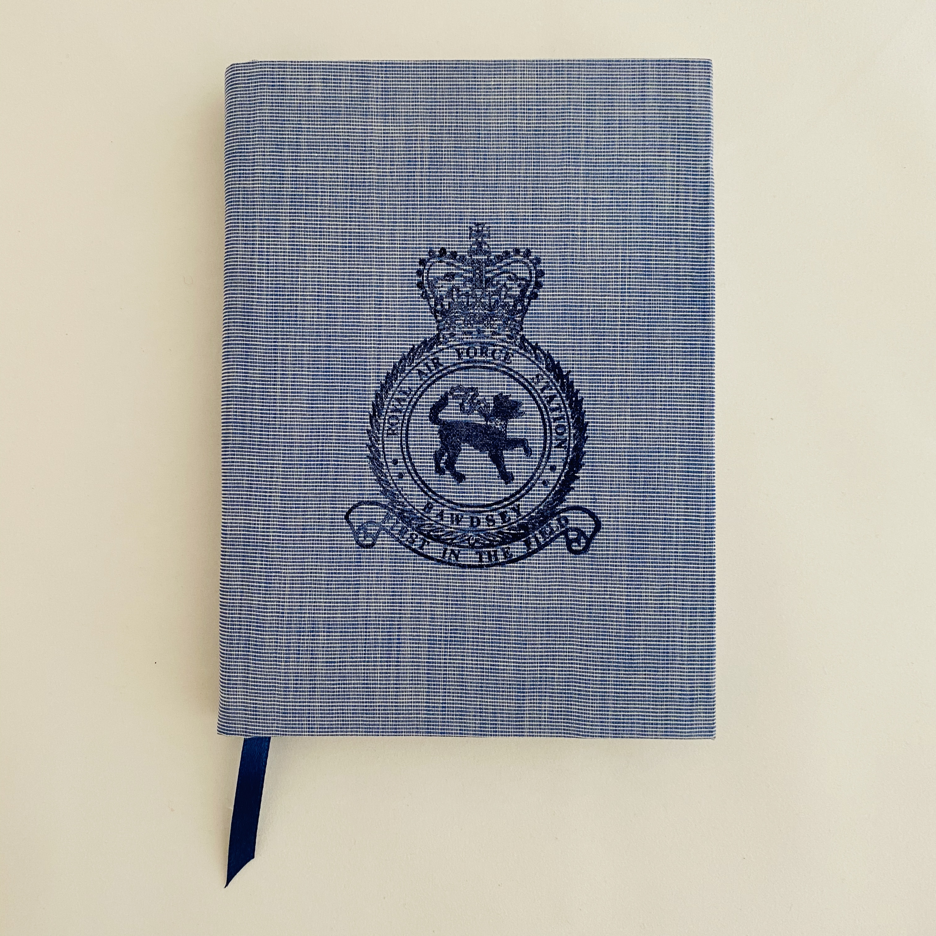 Handcrafted Notebook RAF Bawdsey