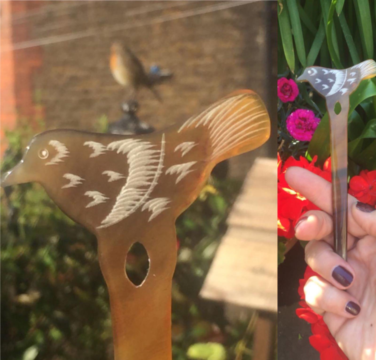 Bird Hairstick