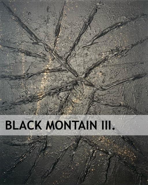 Black Mountain II. & III. (100 x 80)