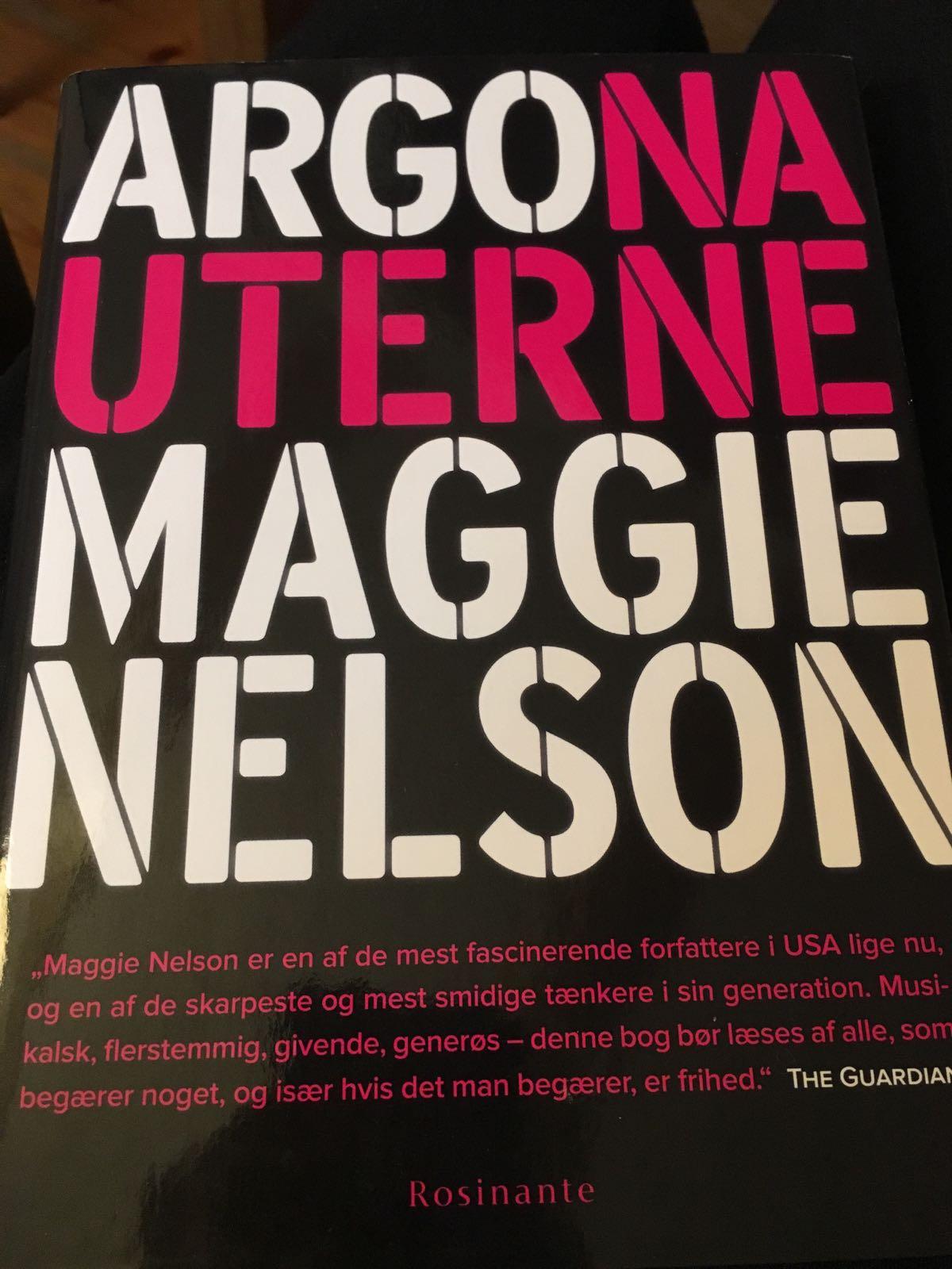 Argonauterne af Maggie Nelson