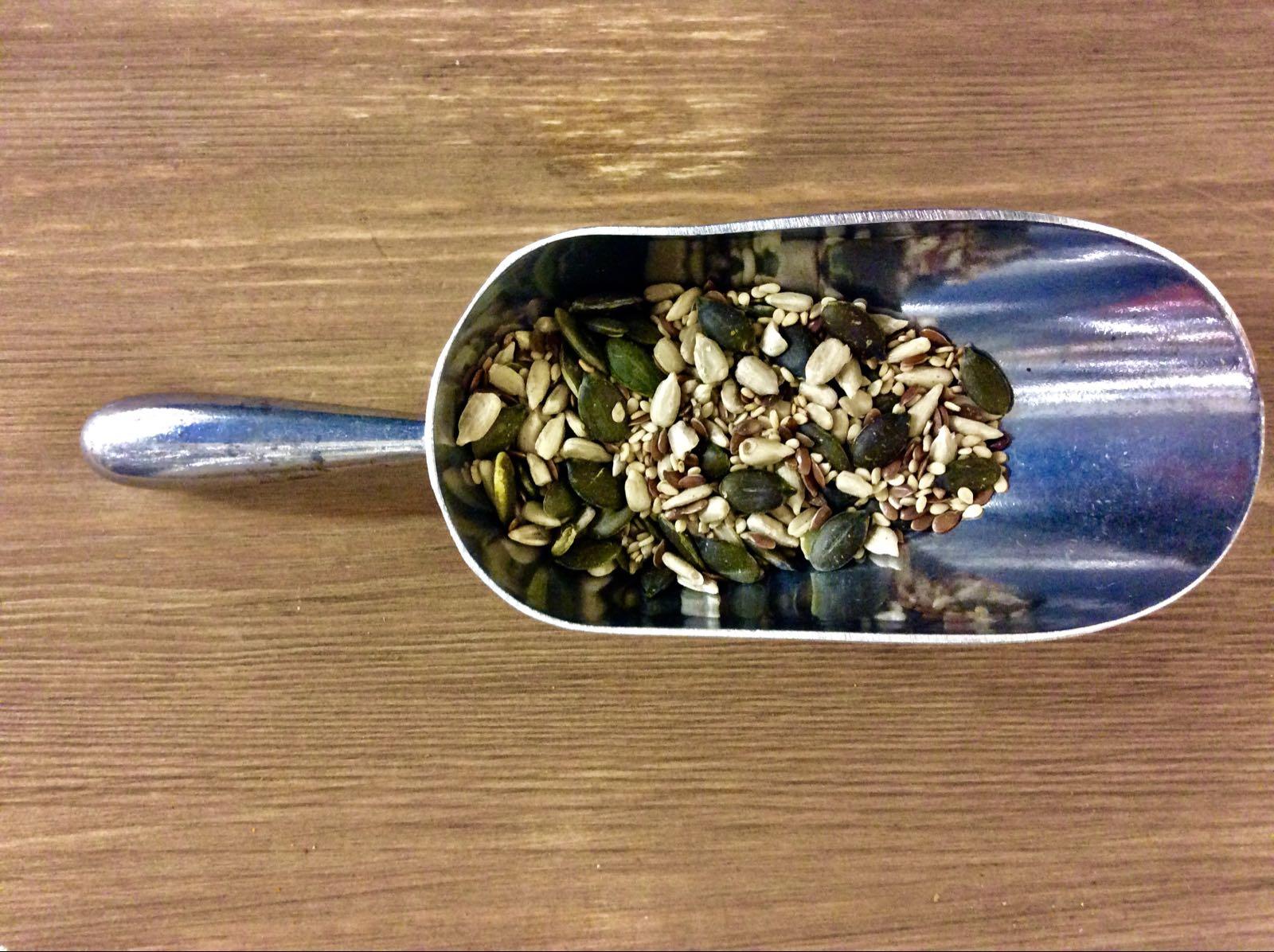 Mixed Seeds (Organic)