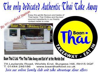 BAAN THAI TWO LTD