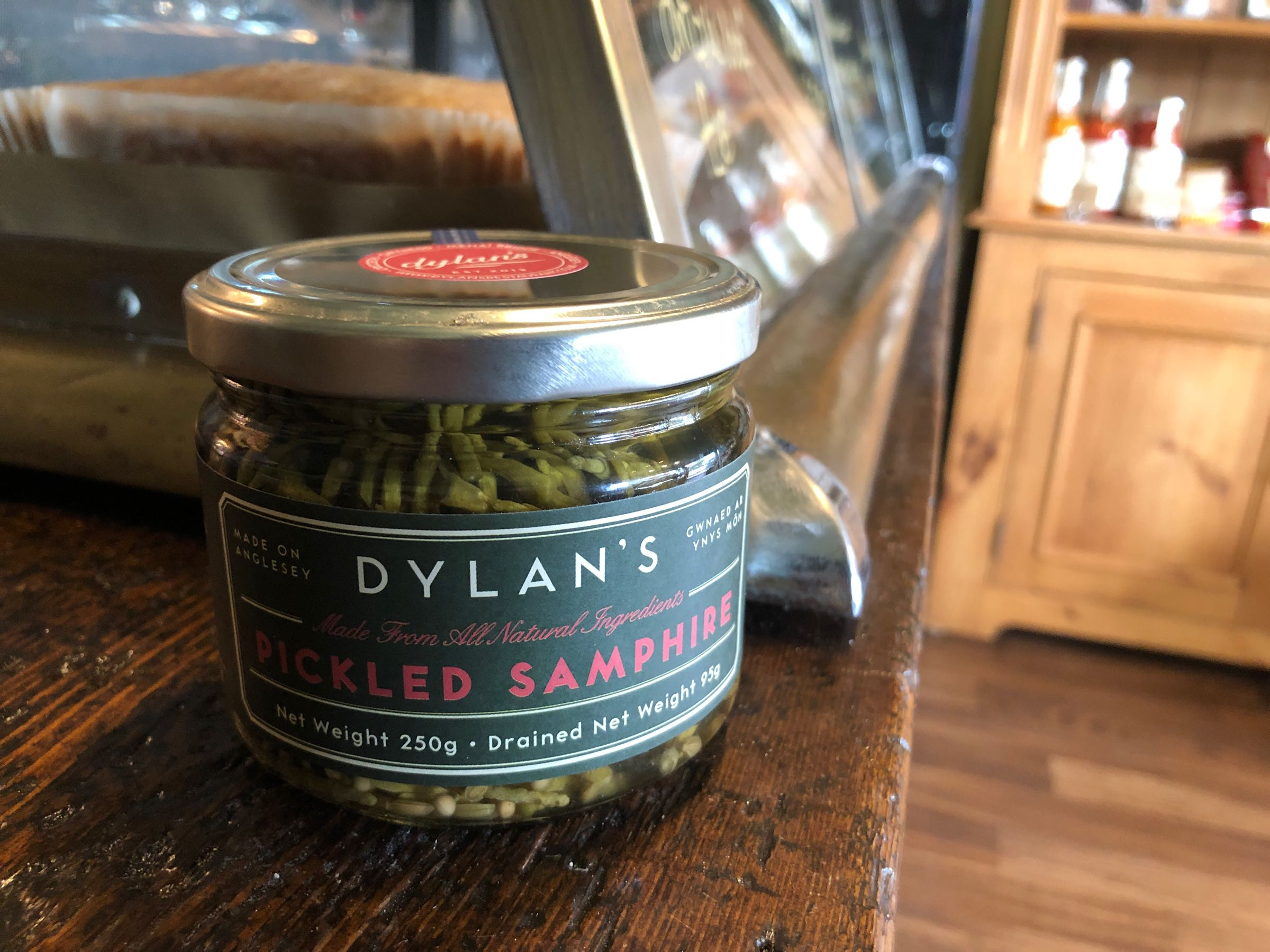 Dylan's Pickled Samphire