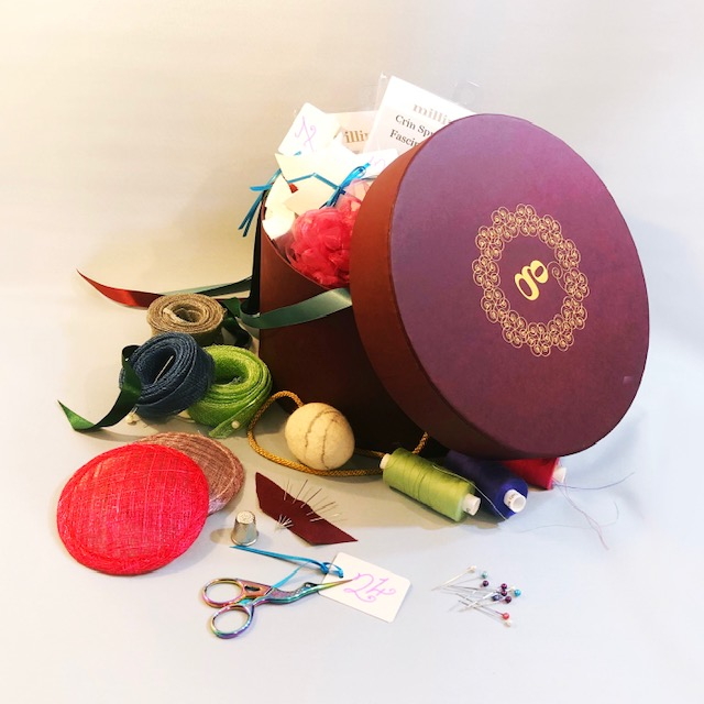 12 Days of Christmas Millinery Box