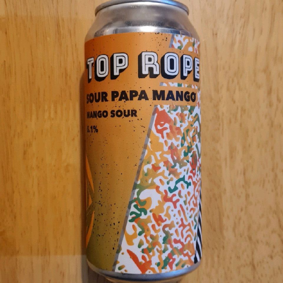Top Rope Sour Papa Mango