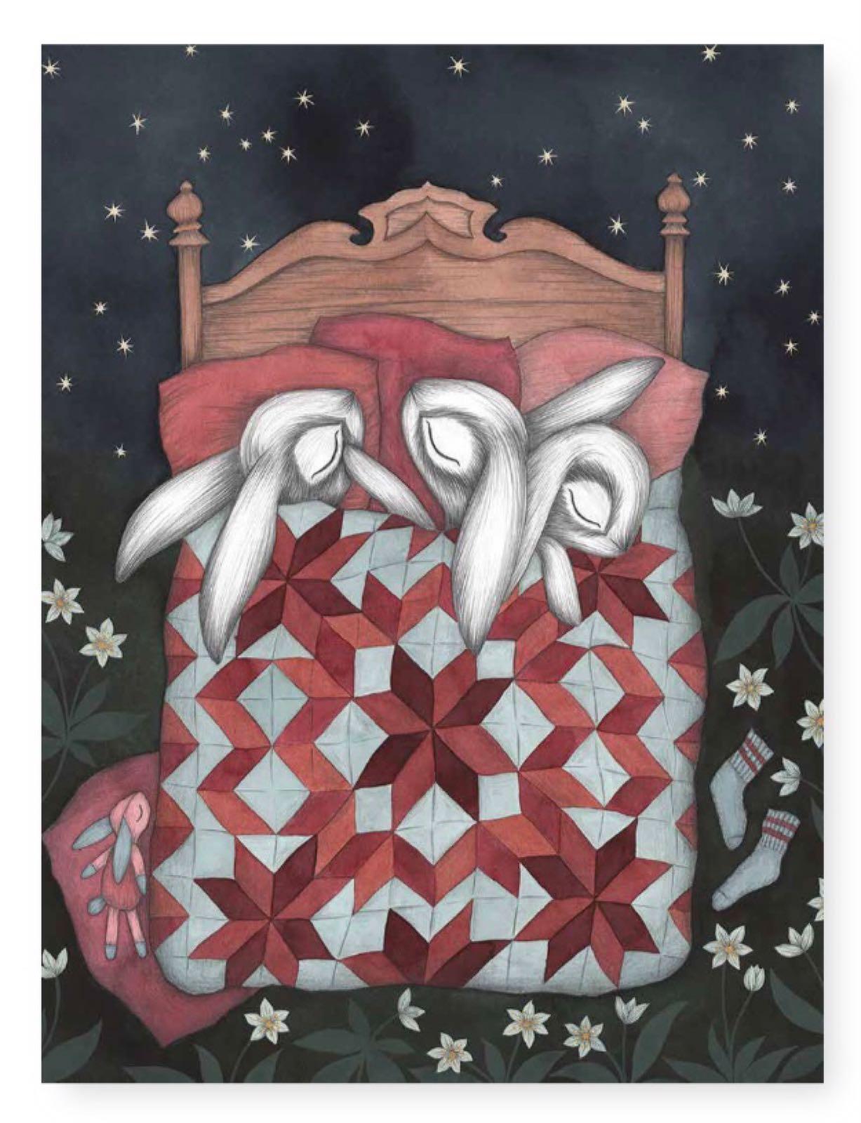 Kajsa Wallin - Poster Dream Away