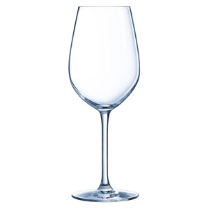 Hand Etched Arc Sequence Wine Glasses 440mls