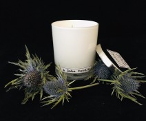 Black & White Collection 200g Container Candle
