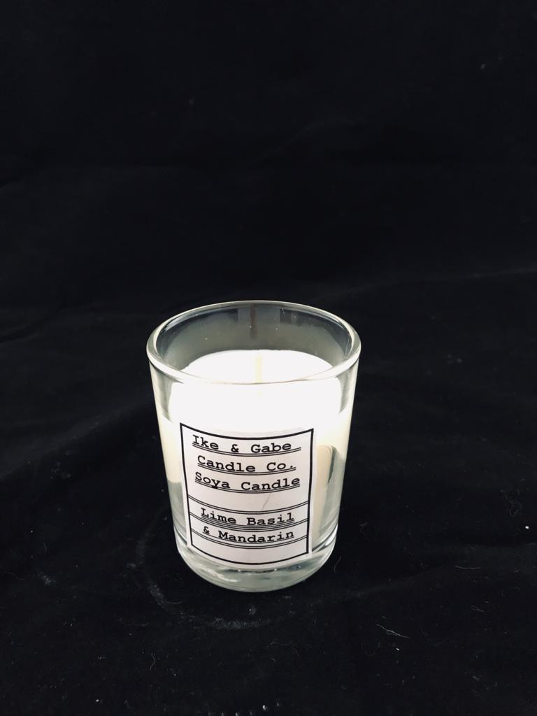 60g Clear Votive Candle