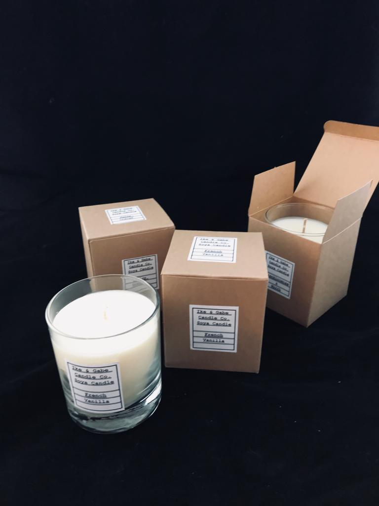 200g Clear Container Candle