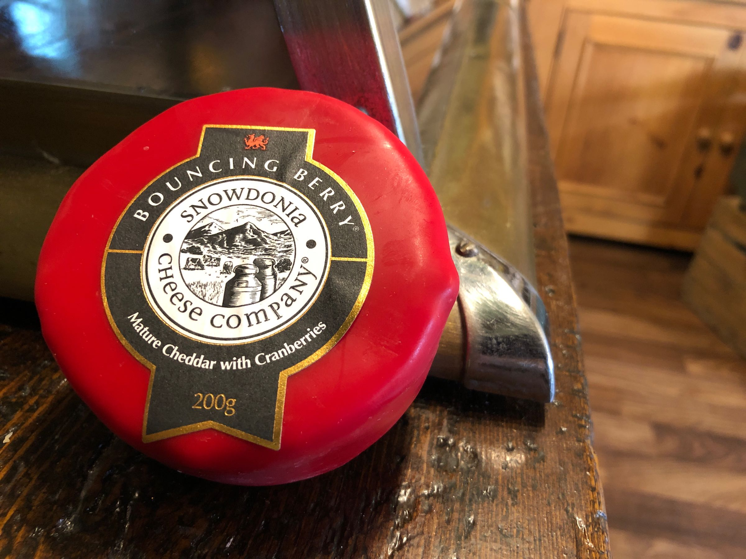 Snowdonia Cheese Co. Bouncing Berry 200g
