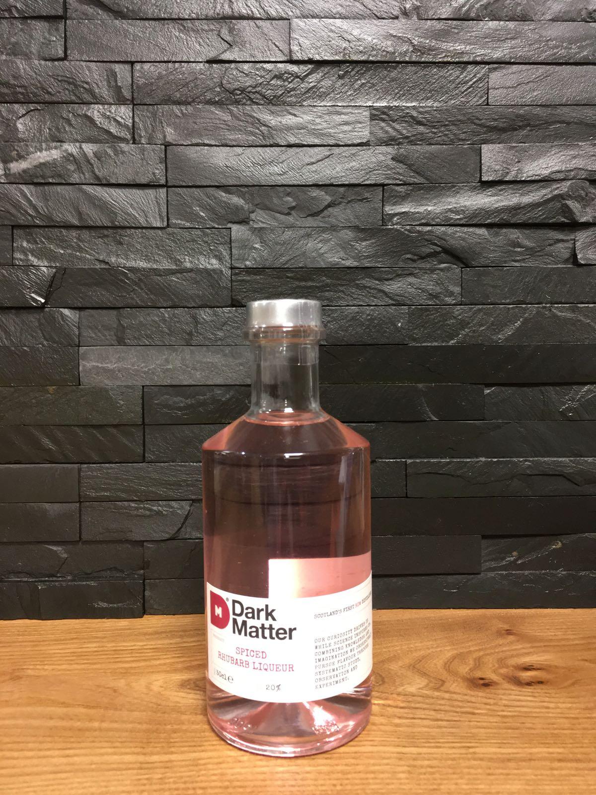 Dark Matter Rhubarb 50cl