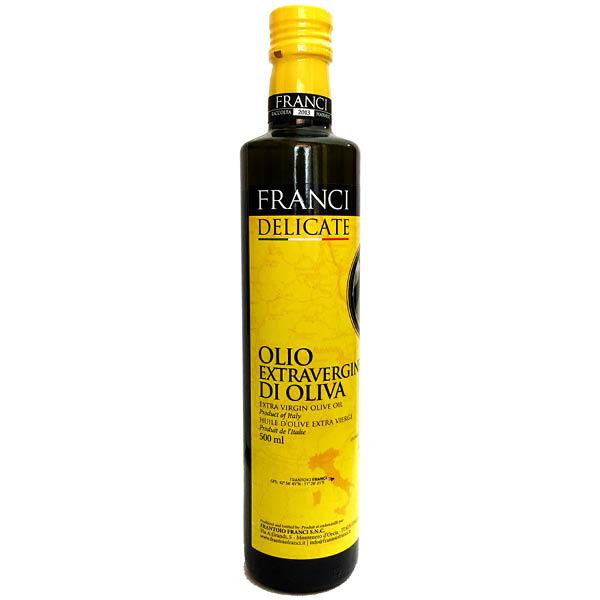 08/ Olivenolje Delicate, 500 ml - Franci