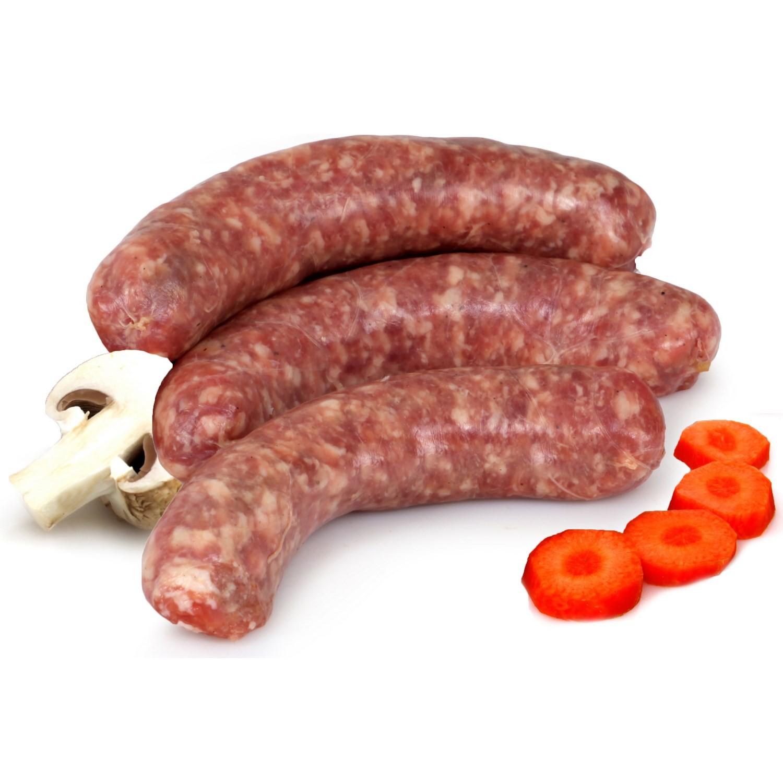 05/ Saucisses de Toulouse, 1kg - Lahouratate (FROSNE)
