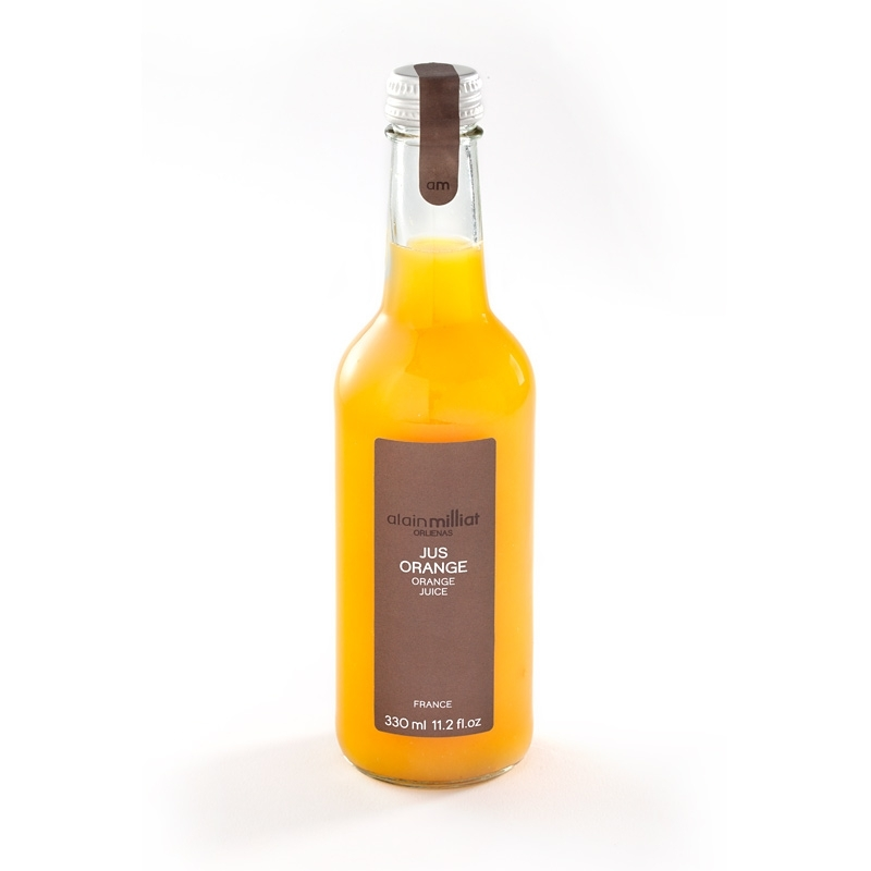 07/ Appelsinjuice 33cl - Alain Milliat