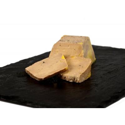 01 / Foie gras av and 'mi-cuit' 200g - Biraben