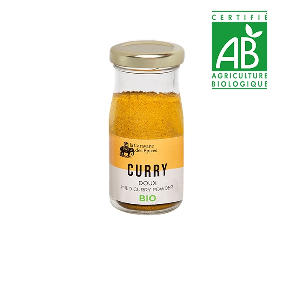 Øko Curry 35g - Albert Ménès