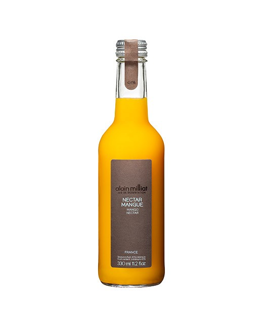 17/ Mango-nektar 33cl - Alain Milliat