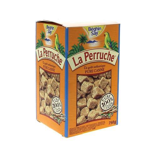 12/ Rørsukker i biter 750g - La Perruche