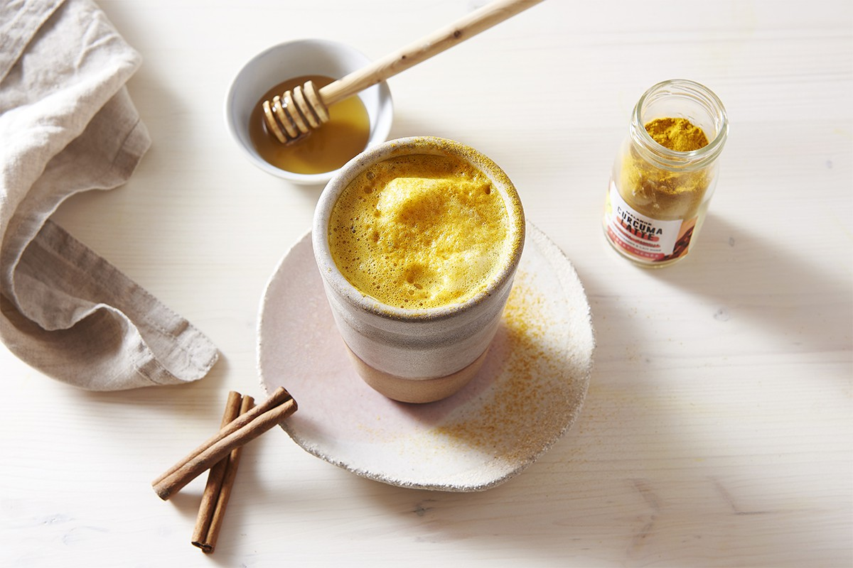 17/ Kryddermiks til Golden Latte 35g - Albert Ménès